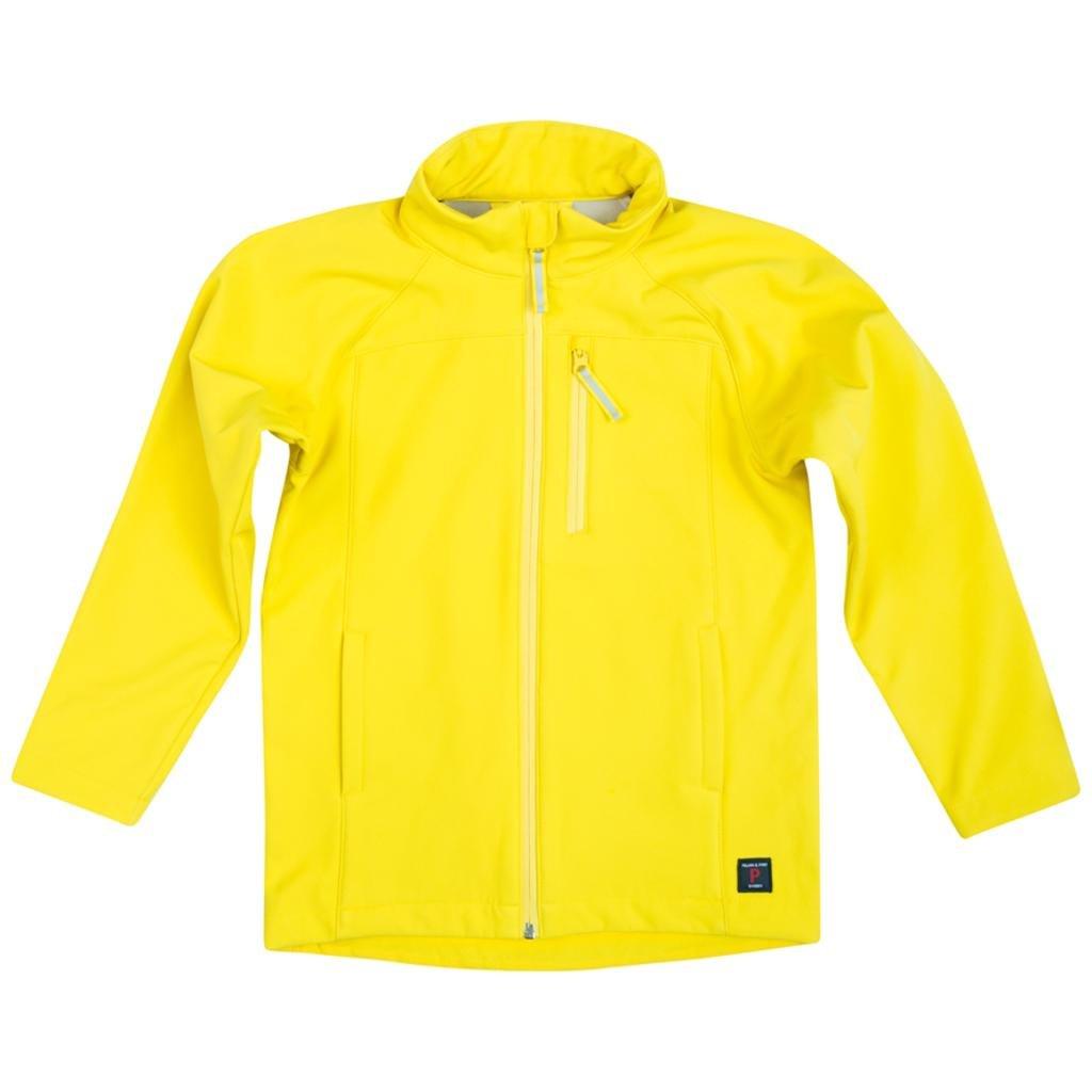 Polarn O. Pyret Soft Shell Jacket (6-12YRS) - Maize/6-7 Years