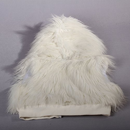 Ohlees® LED Light Up Faux Fur Vest