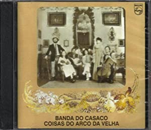 Banda Do Casaco - Coisas Do Arco Da Velha [CD] 1993