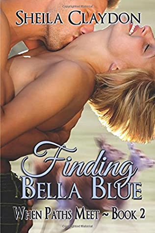 book cover of Finding Bella Blue