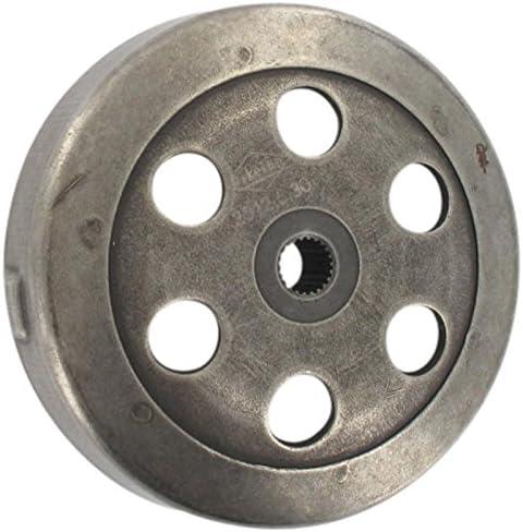 Xfight-Parts XD2-YYGY0501007-12 Kupplungsglocke 107mm innen mit Kupplungsabfrage 139QMA 139QMB GY6 4Takt 50ccm XD2-YYGY0501007-12