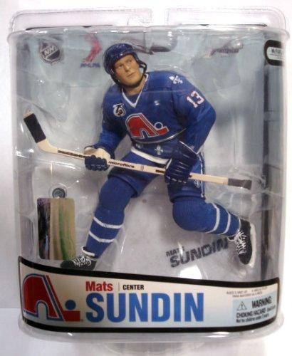 McFarlane Toys NHL Sports Picks Series 18 Action Figure Mats Sundin (Quebec Nordiques) ()