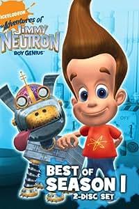 Jimmy Neutron- The Best of Season 1 (2 Disc Set)