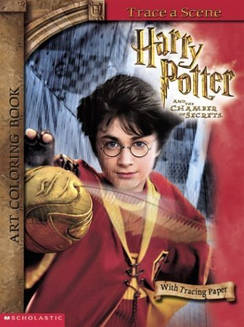 Harry Potter Art Coloring Book #1 (1rst .PRINTING) [Paperback] ebook