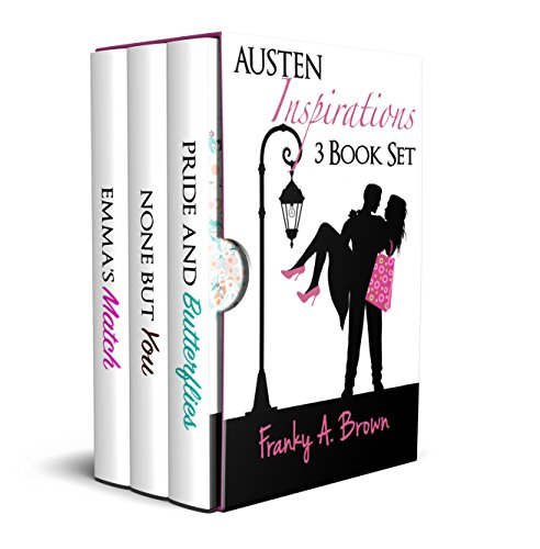 Austen Inspirations: Three-Book - Book Inspiration