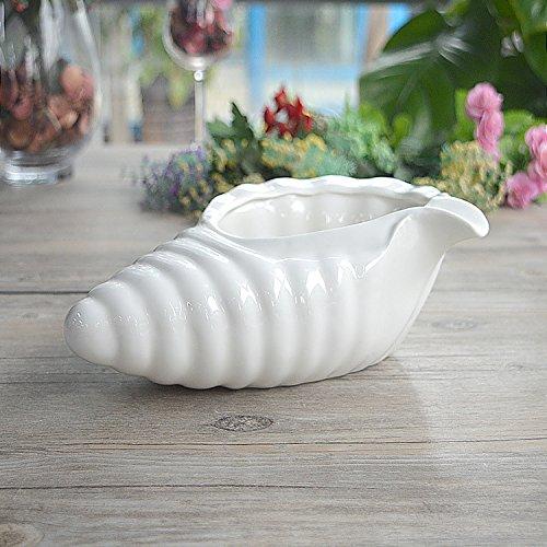 25-25.9cm blanc Rentzu  Bol en Céramique Vaisselle Cuisine Restaurant Bol Bol en Céramique, De Conques,Blanc 25-25.9Cm