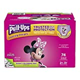 Pull-Ups Learning Designs Training Pants for Girls, 2T-3T (18-34 lb.), 74 Count