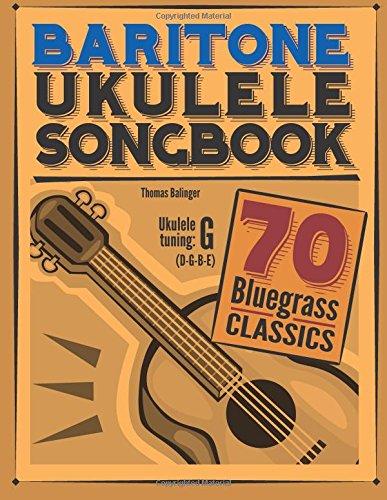 Amazon Baritone Ukulele Songbook 70 Bluegrass Classics