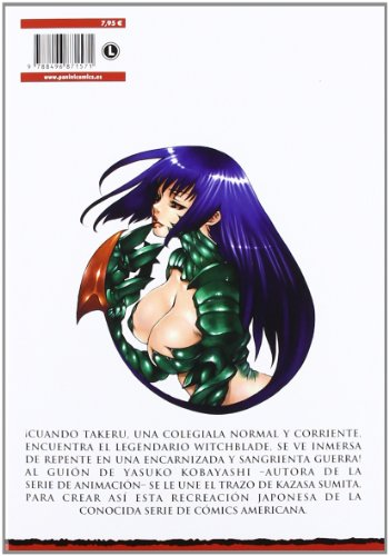 PACK MANGA SD: WITCHBLADE TAKERU (VOLS. 1 Y 2)