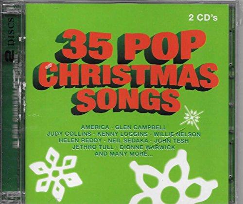 35 Pop Christmas Songs