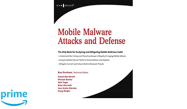 Types of mobile malware