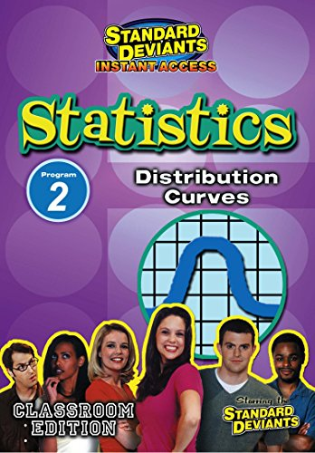 SDS Statistics Module 2: Distribution Curves [Instant Access]