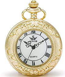 Image of the product SEWOR Quartz Pocket Watch that is listed on the catalogue brand of SEWOR.