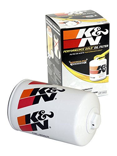 HP-3003 K&N Performance Oil Filter; AUTOMOTIVE (Automotive Oil Filters):