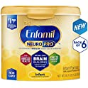 6 Pack Enfamil NeuroPro Infant Nutrition Formula (20.7 oz)