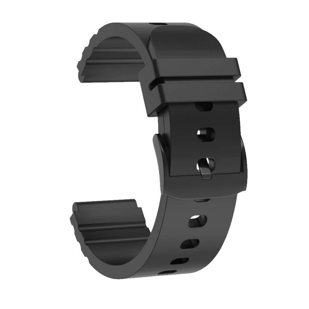 Watch Straps Repuesto de Correa Reloj de Silicona para ...
