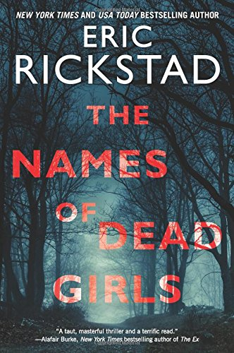 Book Cover: The names of dead girls