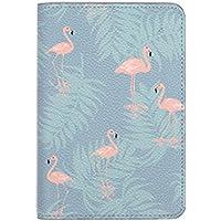 lyhhai - Funda de Pasaporte Flamingo*