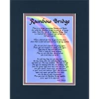 photograph relating to Rainbow Bridge Printable identify 10 Simplest Printable Rainbow Bridge Poem For Pet dogs upon Flipboard