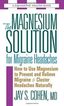 Magnesium Solution Migraine Headaches ebook product image