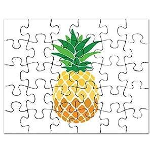 0313938a002 Amazon.com  CafePress - Pineapple - Jigsaw Puzzle