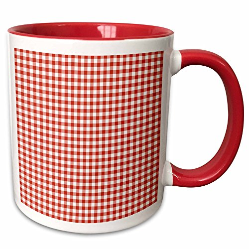 Gingham Mug - 1