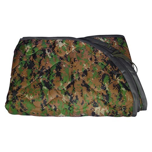 Fox Outdoor 21-63 Poncho Liner - Digital With Camo B004WX9XMM