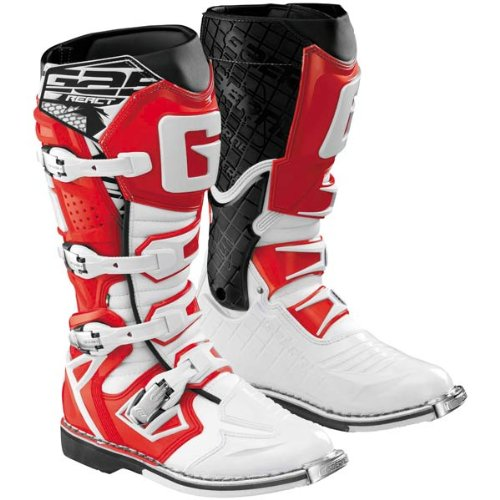 Gaerne G-React Mens Red Motocross Boots - 8, used for sale  Delivered anywhere in USA