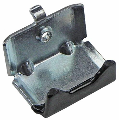 1970 Hardware Body - Compatible With 1968-1972 GM A-body Quarter Window Glass Regulator Hardware Lower Bump Stop 21 (J-4-8)