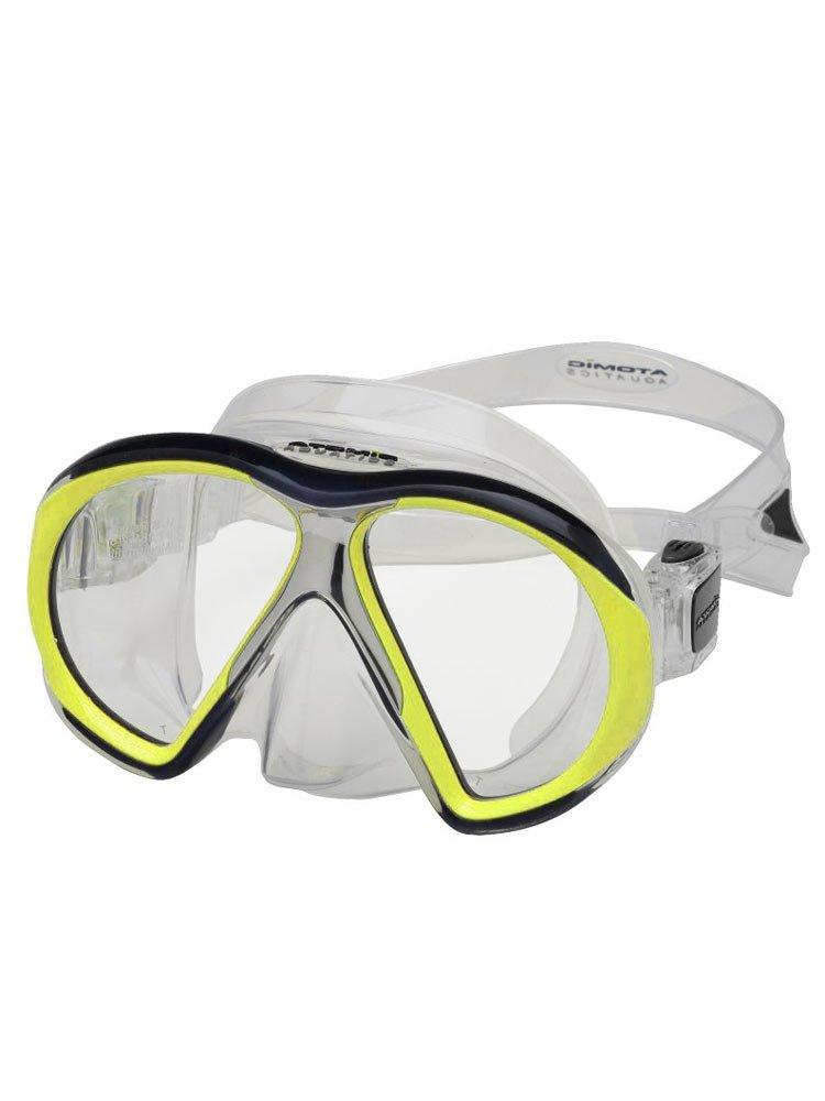 激安ブランド Atomic Sub-Frame Mask, Clear by Skirt Atomic by Atomic Atomic B00NB6VBW6, フロアマット通販店ワールドマット:435fcd2e --- arianechie.dominiotemporario.com