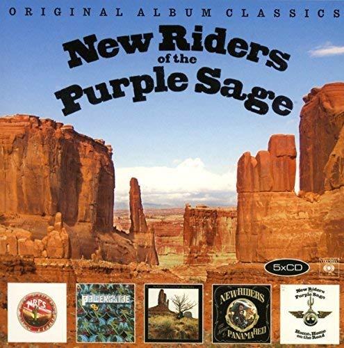 Original Album Classics (New Riders Of The Purple Sage Gypsy Cowboy)