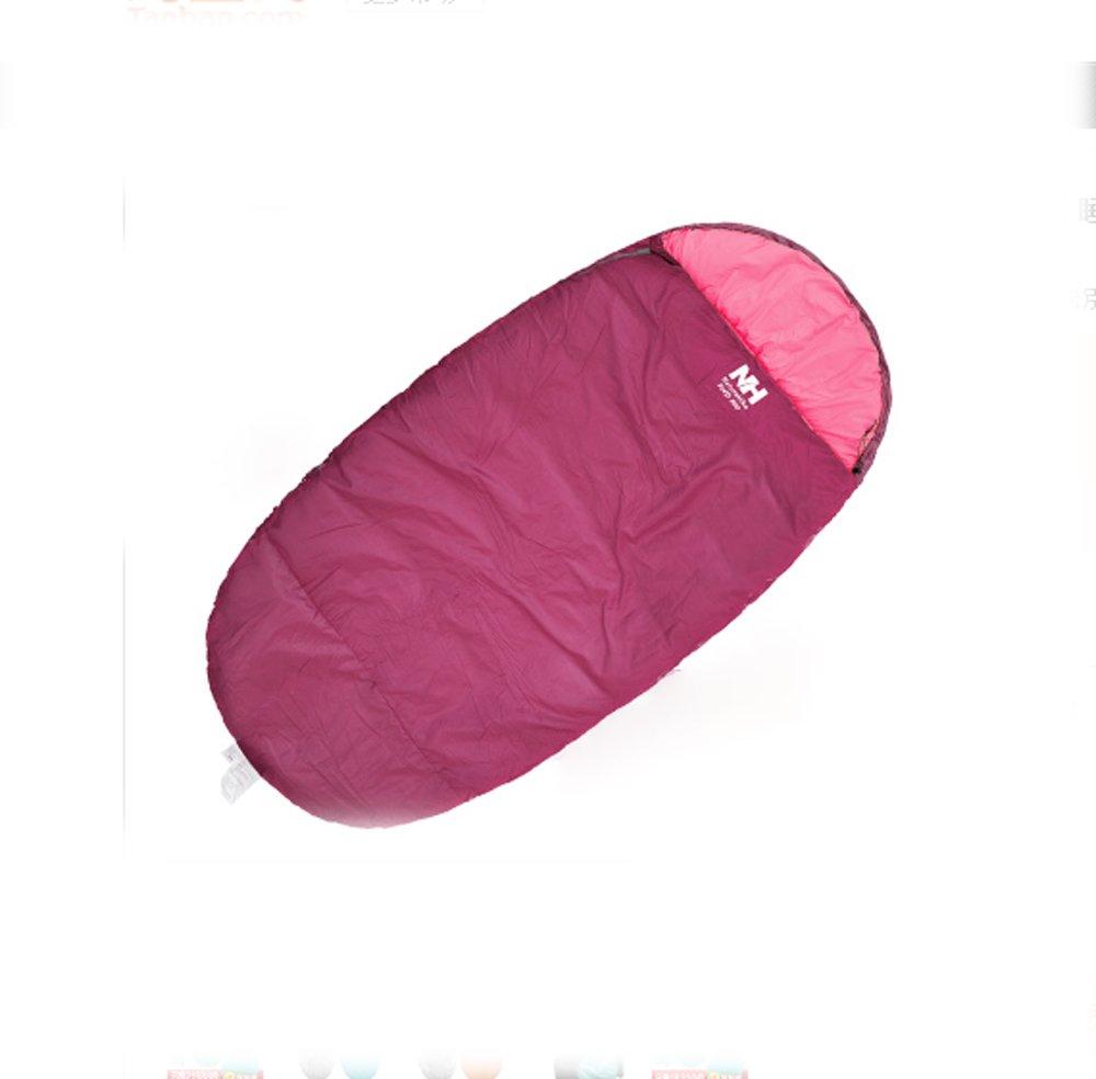 Camping Adult Schlafsack Verdickt Single Schlafsack erweitert Schlafsack im