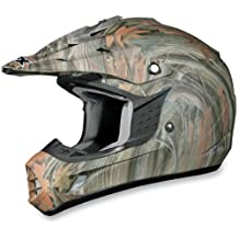 AFX FX-17Y Unisex-Child Off-Road-Helmet-Style Helmet (Camo, Small)