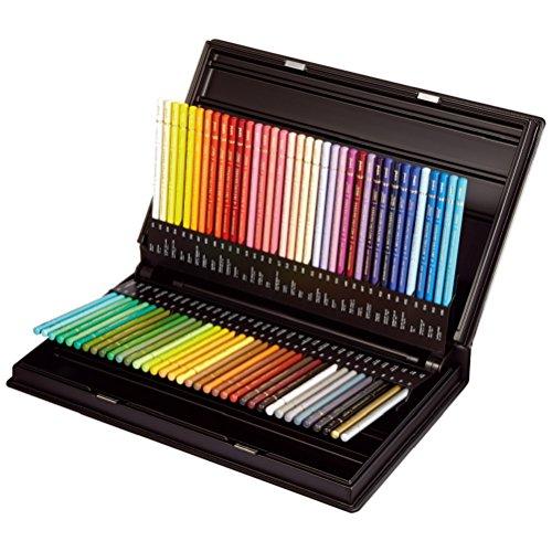 Mitsubishi Pencil Uni Colored Pencils 72 Colors Set by Mitsubishi Pencil Co., Ltd. (Image #2)