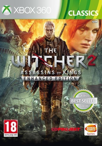 The Witcher 2 Assassins of Kings Enhanced Edition: Classics (Xbox 360) (The Witcher 2 Assassins Of Kings Enhanced Edition)