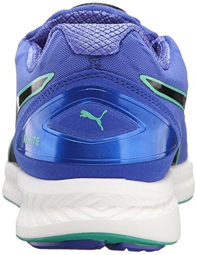 Puma Ignite Disc Mujer US 9.5 Azul Zapato para Correr