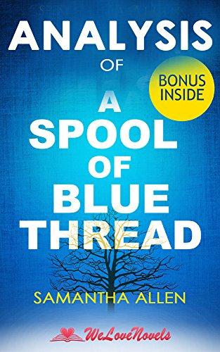 Sidekick - A Spool of Blue Thread: A Novel by Anne Tyler