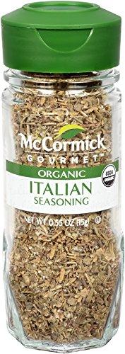 McCormick Gourmet Organic Italian Seasoning