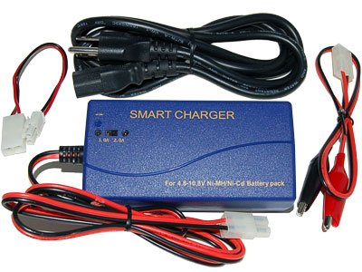 4.8V - 10.8V Nimh & Nicd Battery Pack Smart Charger by Power Portable (Image #1)