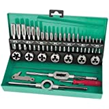 Mannesmann - M53250-B – Set per filettatura, 32 pz.