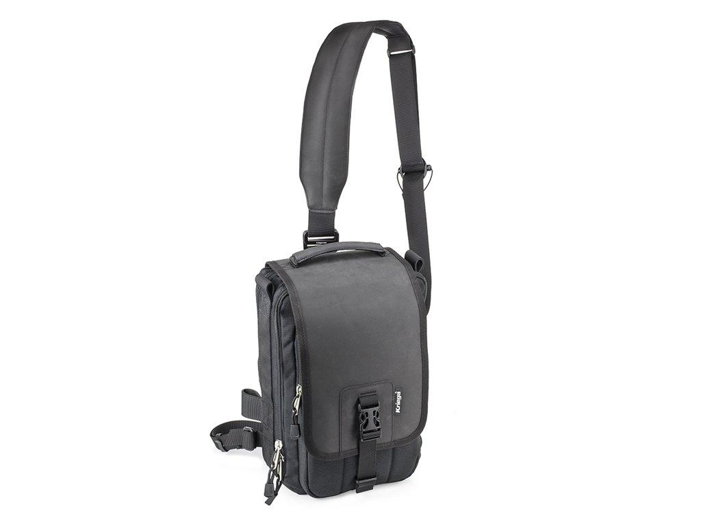 Motorcycle Kriega Messenger Sling EDC Shoulder Bag - Black Kriega Luggage 5060461760863