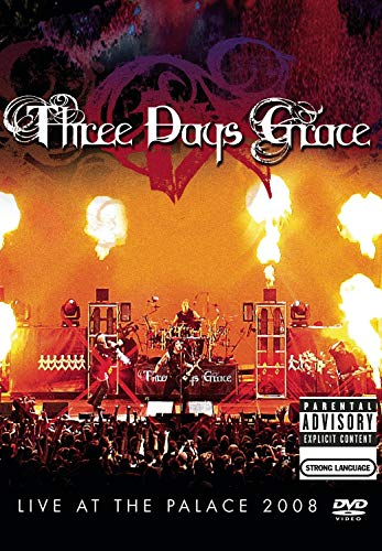 Three Days Grace: Live at the Palace 2008 (Three Days Grace Cd)