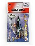 NAKAZIMA(ナカジマ) サーモンリグ ケイムラ爆釣 ルアー替えフック 2.0 KBKS(ケイムラブラックシルバー) 2729