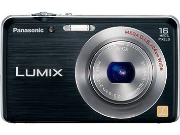 amazon com panasonic lumix dmc fh 8 16 1 mp digital camera with 5x rh amazon com Panasonic Lumix DMC GX7 24X Panasonic Lumix DMC