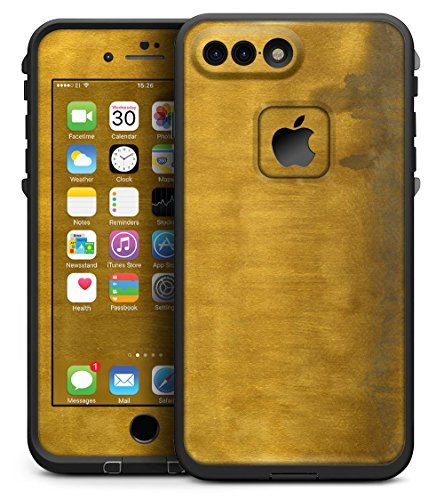 Golden Weeping Willow Over City - Matte Skin Kit for the 5.5