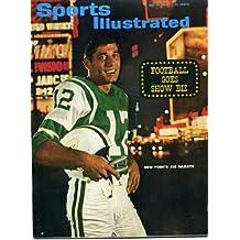 "Sports Illustrated July 19 1965 ""Broadway"" Joe Namath/New York Jets on Cover, Peter Thompson Wins British Open, Charles O. Finley/Kansas City Athletics"