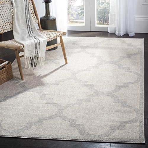 Amazon Prime Outdoor Area Rugs: Amazon.com: Safavieh Amherst Collection AMT423E Beige And