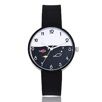 Frauen Uhr Mode Kleinen Zxmbiao Niedlichen Schöne Silikon Armbanduhr 0OPknw