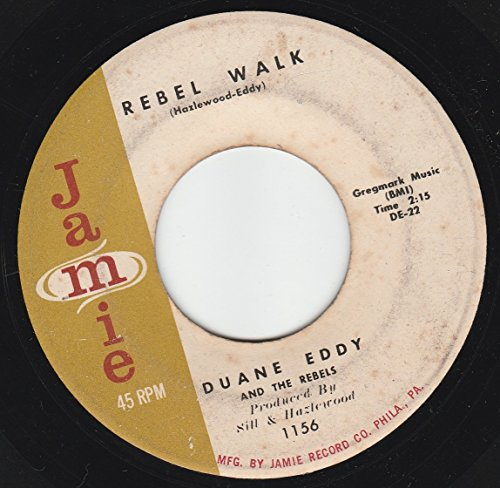 Duane Eddy - 45vinylrecord Because They