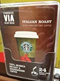 Starbucks Via® Ready Brew Italian Coffee (48 Count)